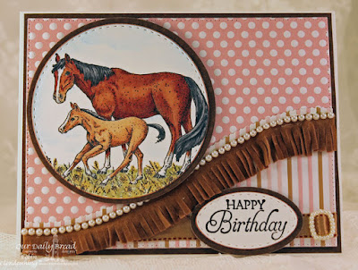 Our Daily Bread Designs, Saddle Up, Flourished Star Pattern, Leafy Edged Border, Double Stitch Circles, Matting Circles, Stitched Ovals, Ovals, By Robin Clendenning
