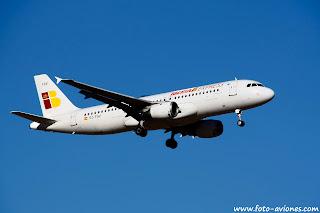 Airbus A320 / EC-FGV