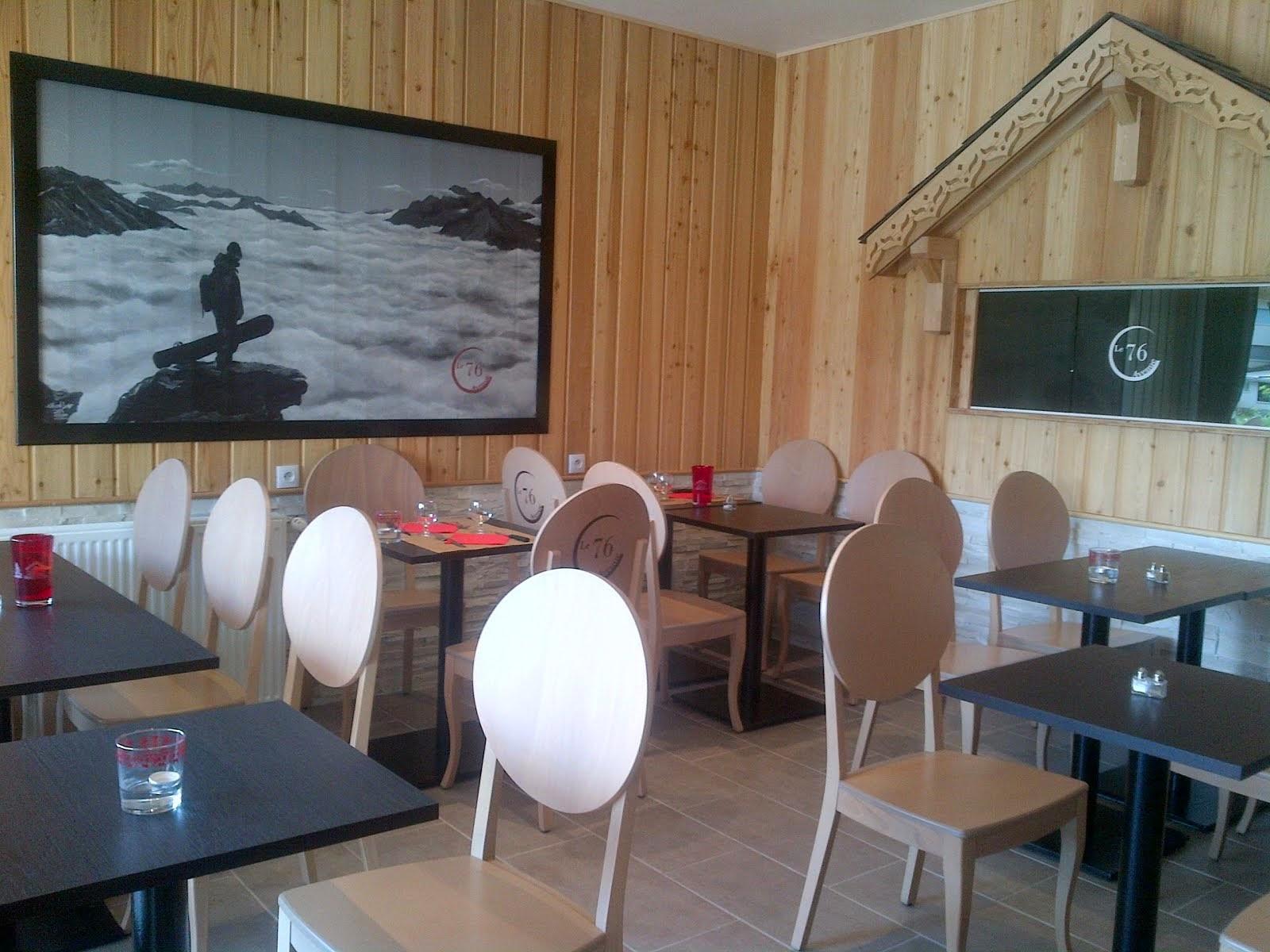 Création Concept Bar Restaurant