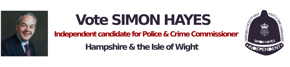 Hayes for Hampshire and the Isle of Wight