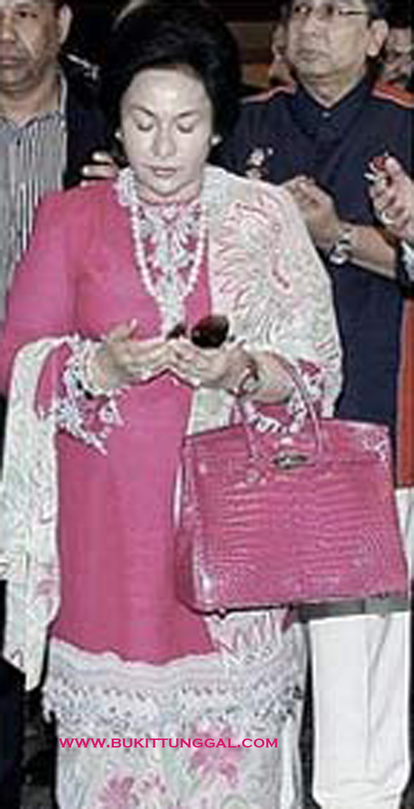 rosmah bag hermes