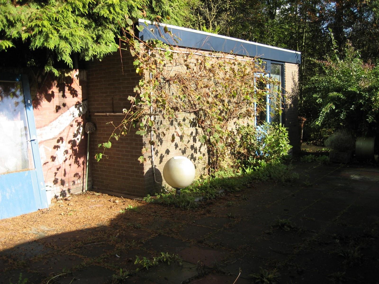 La maison crook: tuinfoto's met terrasoverkapping/veranda ...