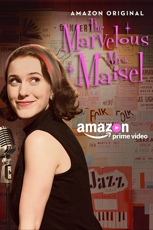 Maravilhosa Sra. Maisel - 1ª Temporada Legendada HD Séries Torrent Download capa