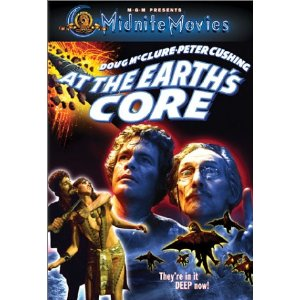 At the Earth's Core DVD cover and Amazon link