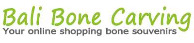 Bali Bone Carving