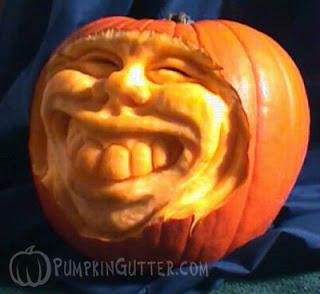 Тыквенные головы Хэллоуина (немного об истории праздника)