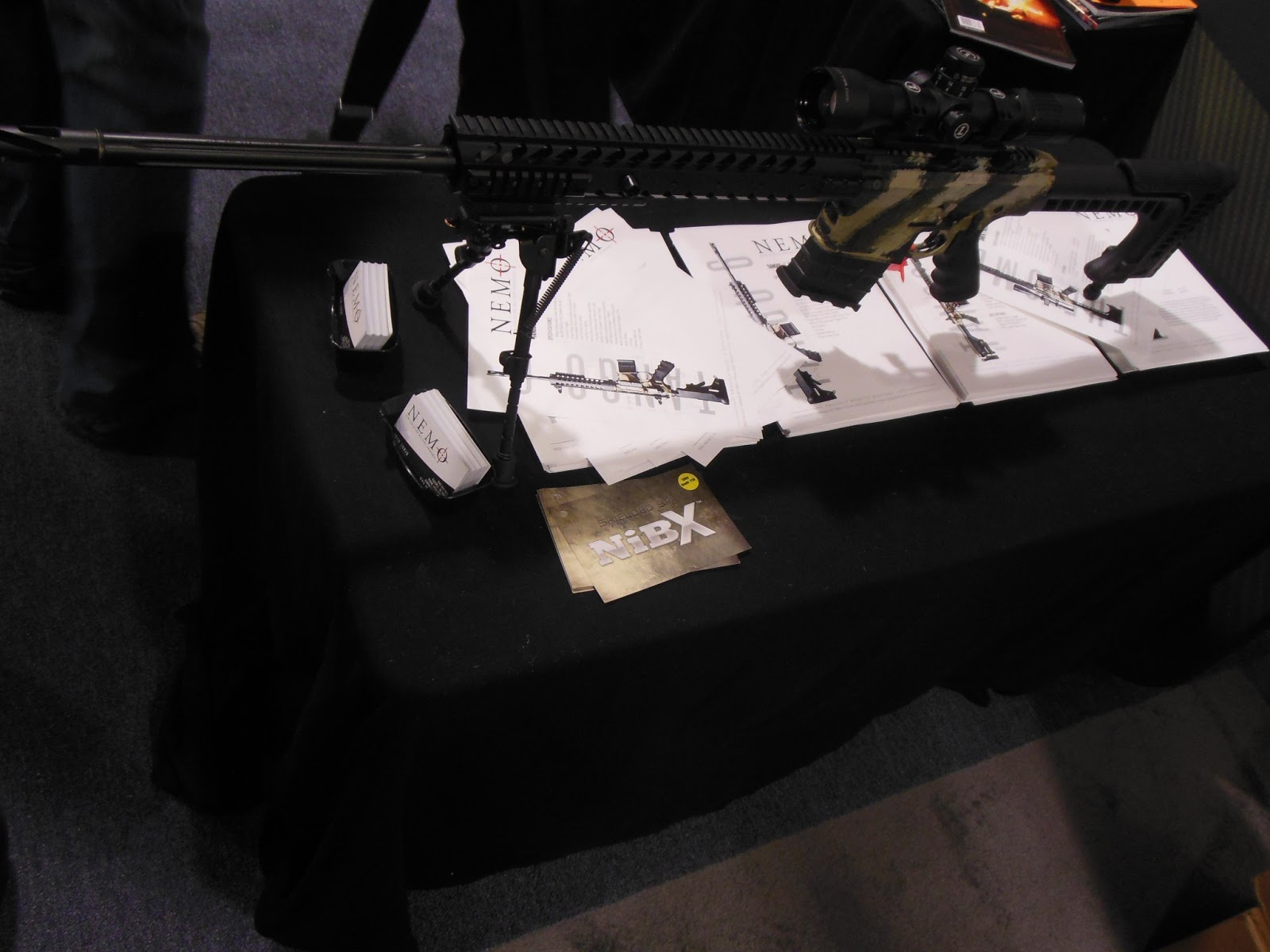 Tactical gear and military clothing news nemo omen 300 win mag ar