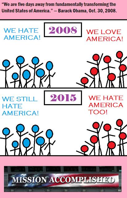 america obama