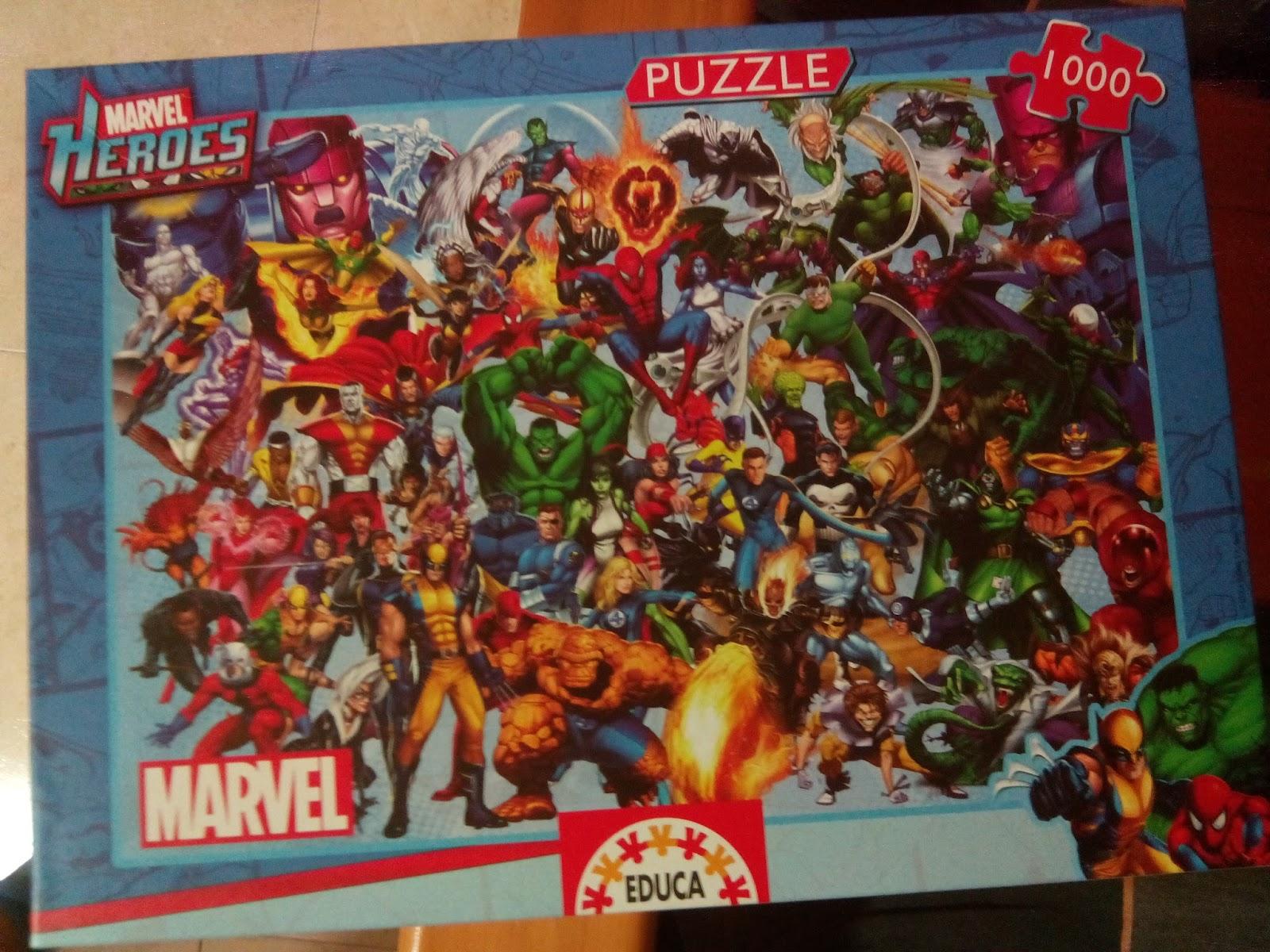 La caja del puzzle