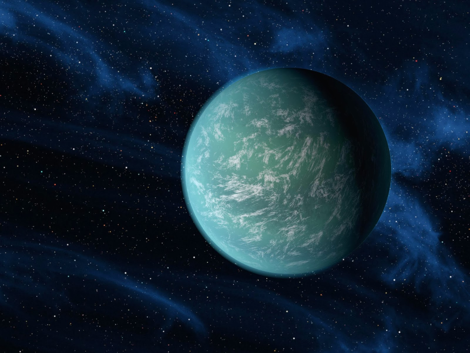 earth like world planet - photo #18