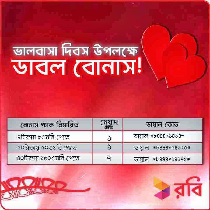 Robi-Double-Bonus-Data-offer-Valentine-Day