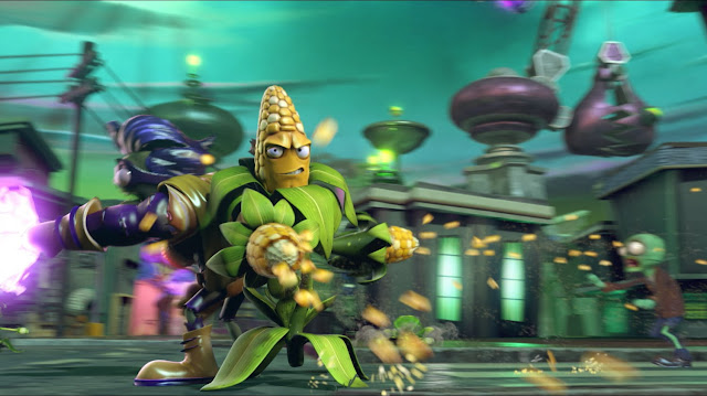 Plantas vs. Zombies Garden Warfare 2 ZonaHype