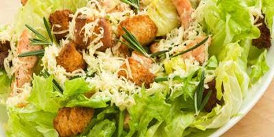 recetas de cocina ensalada cesar