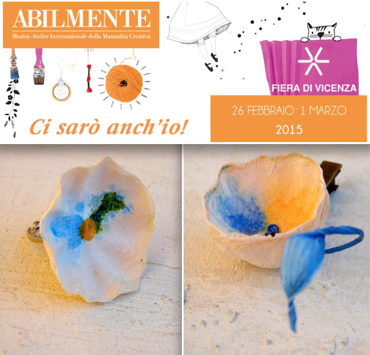 anelli e fermagli per Abilmente fiera 2015 Vicenza