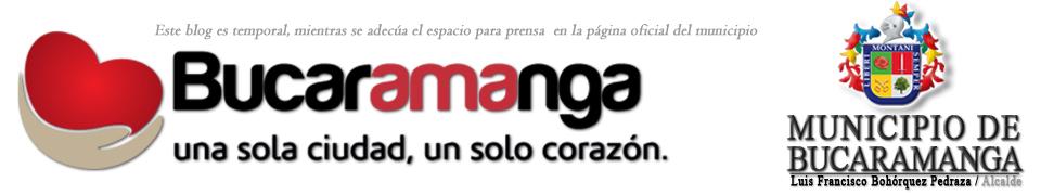 Prensa alcaldía de Bucaramanga