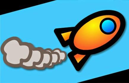 Çılgın Roket Sürme Oyunu