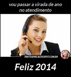 Feliz 2014 #sóquenão