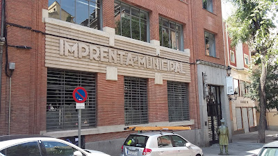 Imprenta Municipal de Madrid