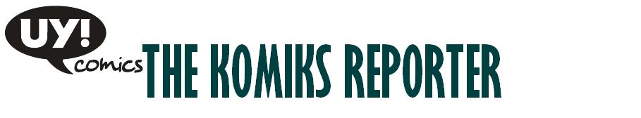 The Komiks Reporter