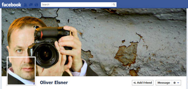 oliver elsner facebookfever Amazing Creative Facebook Timeline Covers