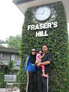 Fraser Hill 14-16 May 2011