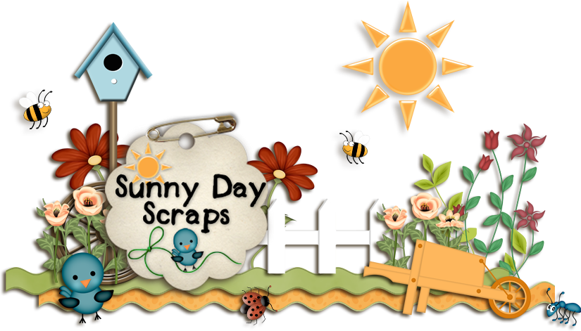 Sunny Day Scraps