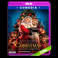 Las crónicas de Navidad (2018) WEB-DL 720p Audio Dual Latino-Ingles