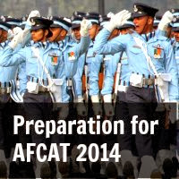 Preparation for AFCAT 2014