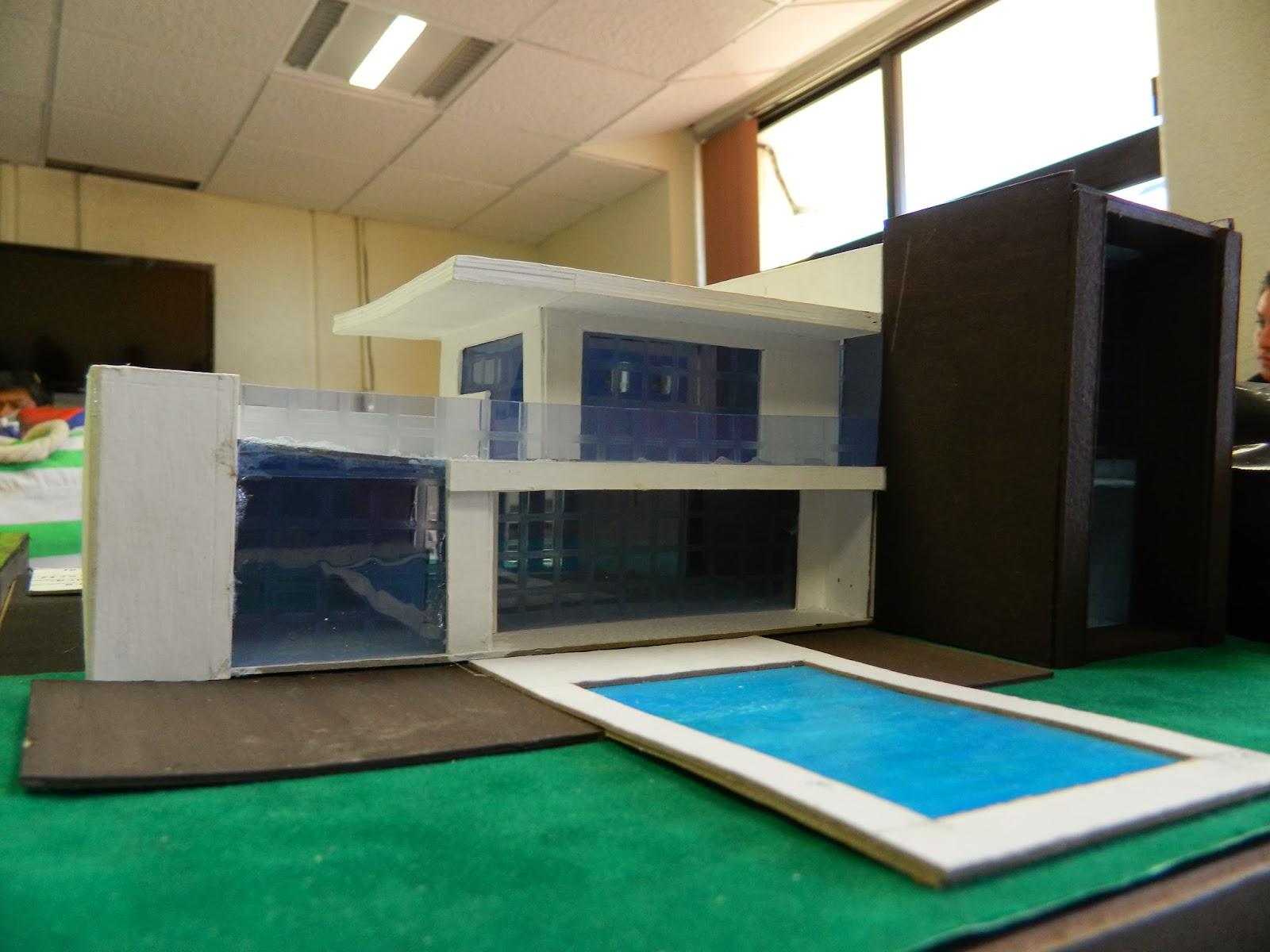 Tesvg actividades de arquitectura for Carreras de arquitectura