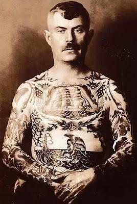 tattoo antiga oceano