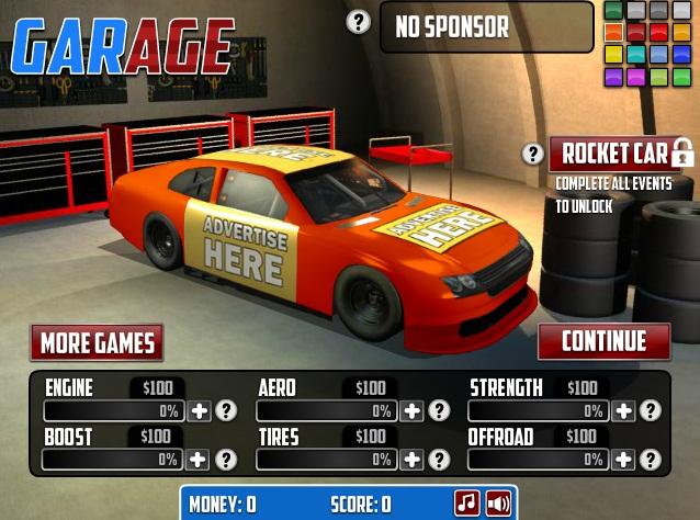 araba yarışı oyunu