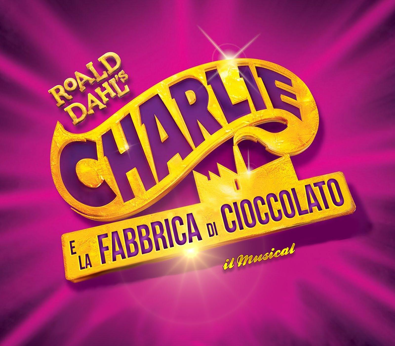 """BANDO DI AUDIZIONE PER IL MUSICAL """"CHARLIE E LA FABBRICA DI CIOCCOLATO"""""""