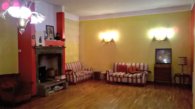 Bergamo Via Locatelli 73 zona Poste vendita appartamento trilocale