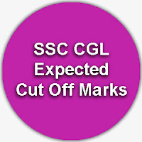 Expected Cut Off Marks 2015