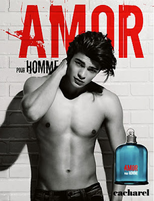Perfume Masculino Amor Pour Homme