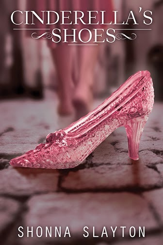 Cover Reveal – Cinderella's Shoes