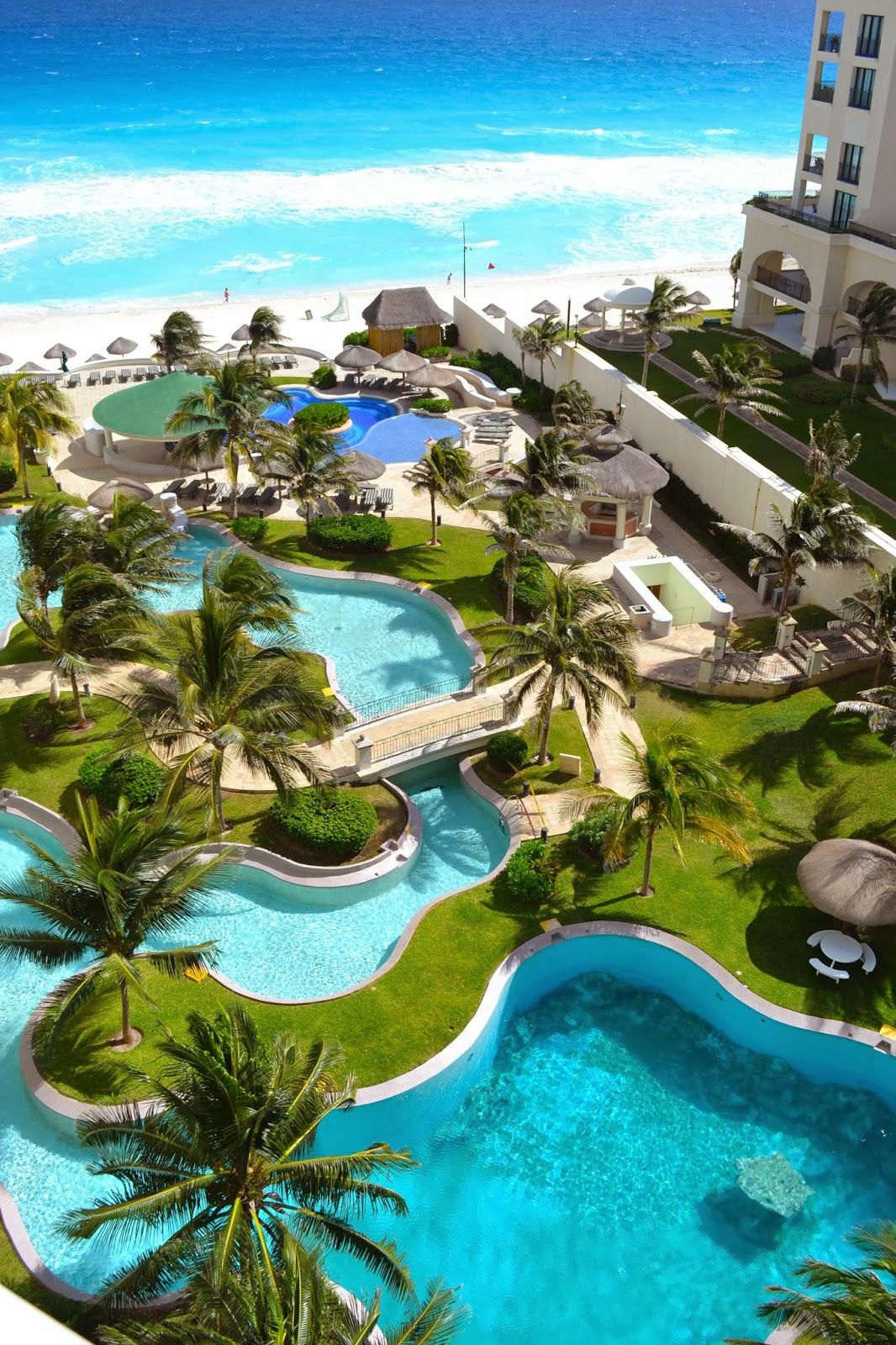 Jw Marriott Cancun Boho Nouveau