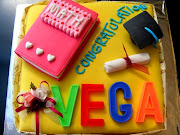 Congratulation Cake for Vega