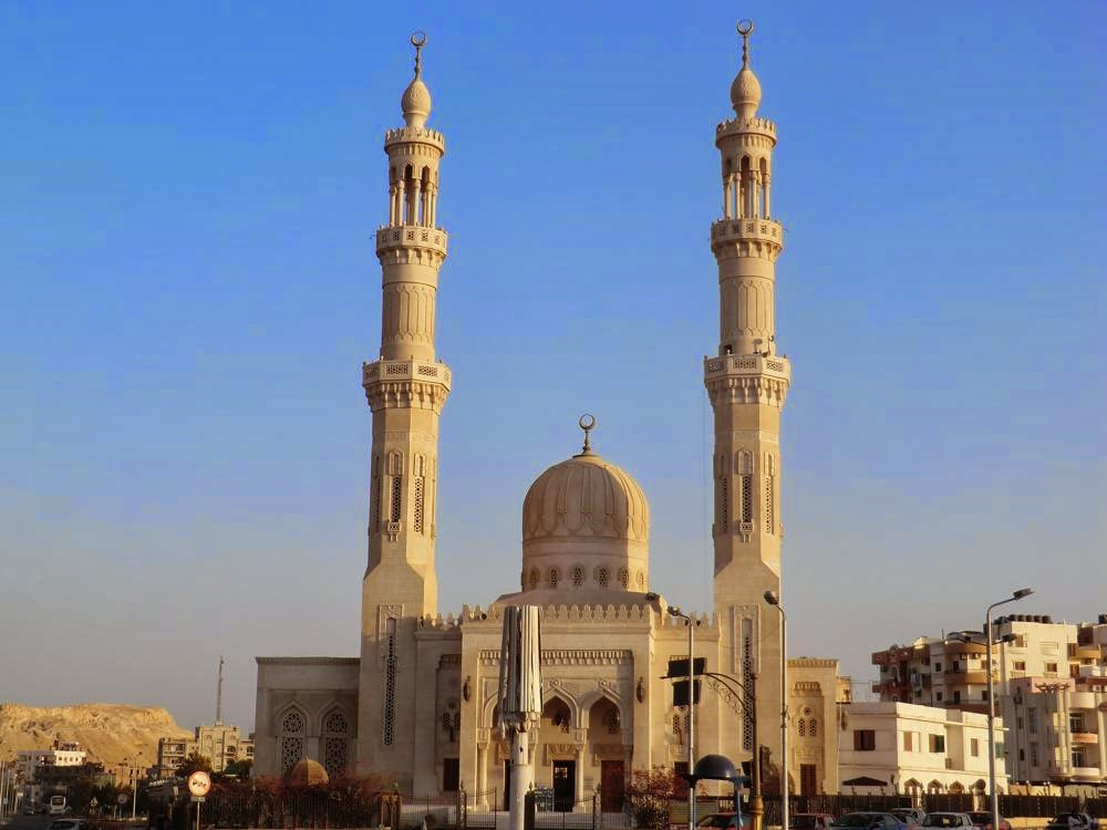 Hurghada Gran Mezqita