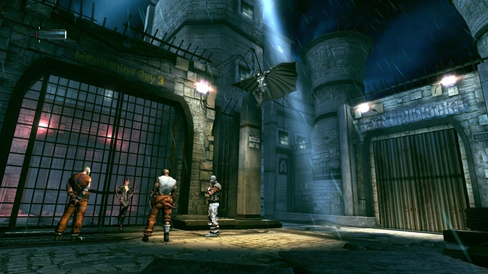 Batman Blackgate on PlayStation 3