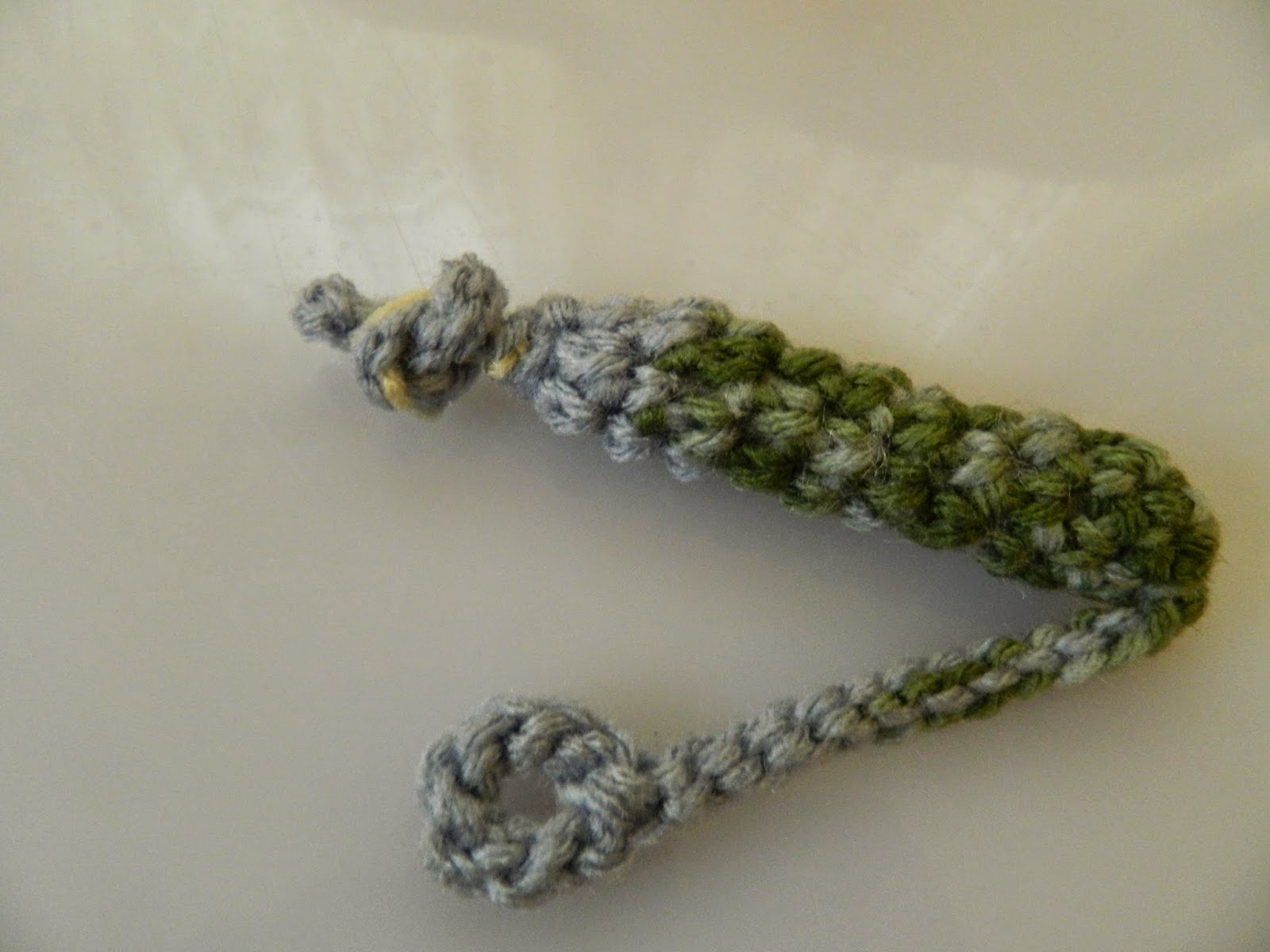 ... of the Great Smoky Mountains: Hair Curlers to Crochet, Free Pattern