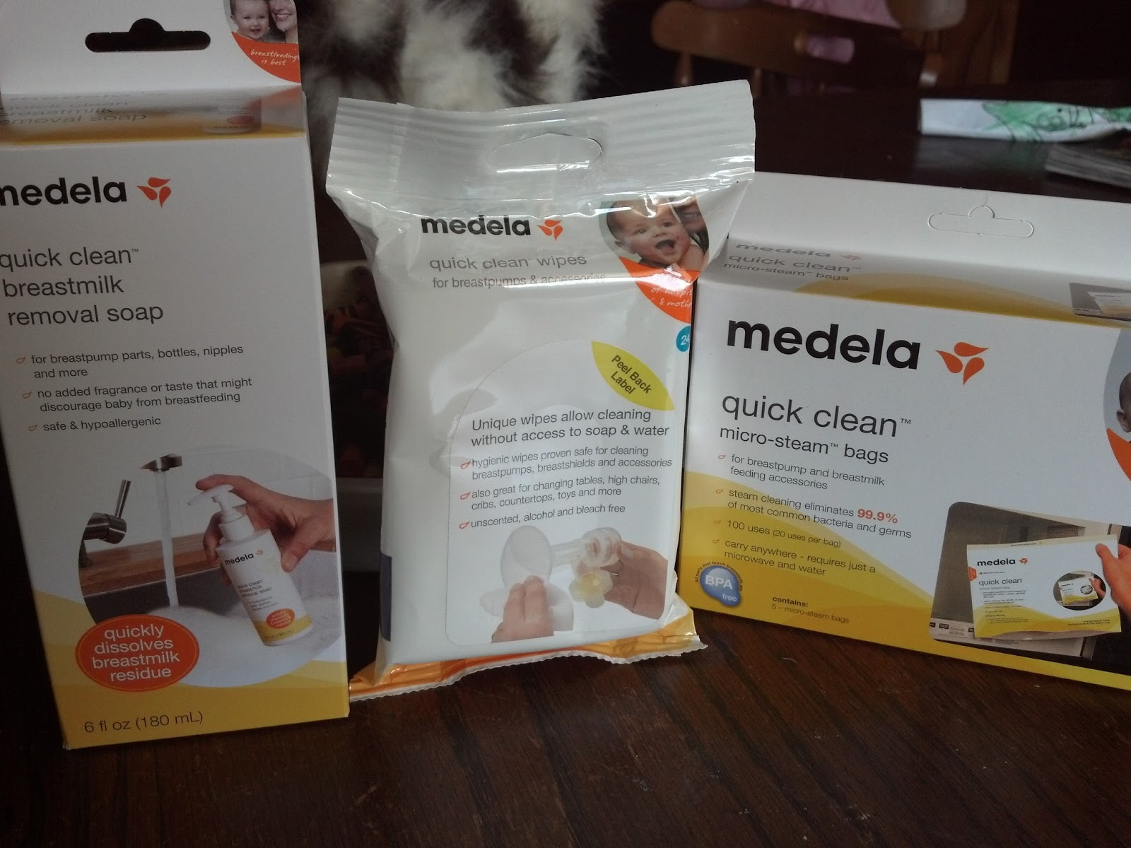 medela quick clean micro-steam bags how to use