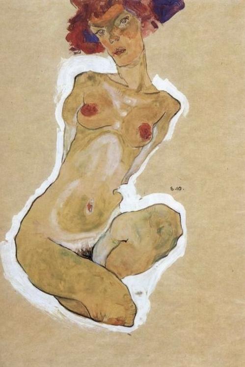 Egon Schiele 1890-1918 | Espressionista austriaco
