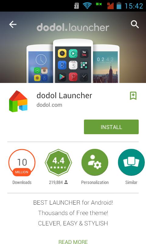 Aplikasi Android Terbaru 2015 - Launcher Terbaik