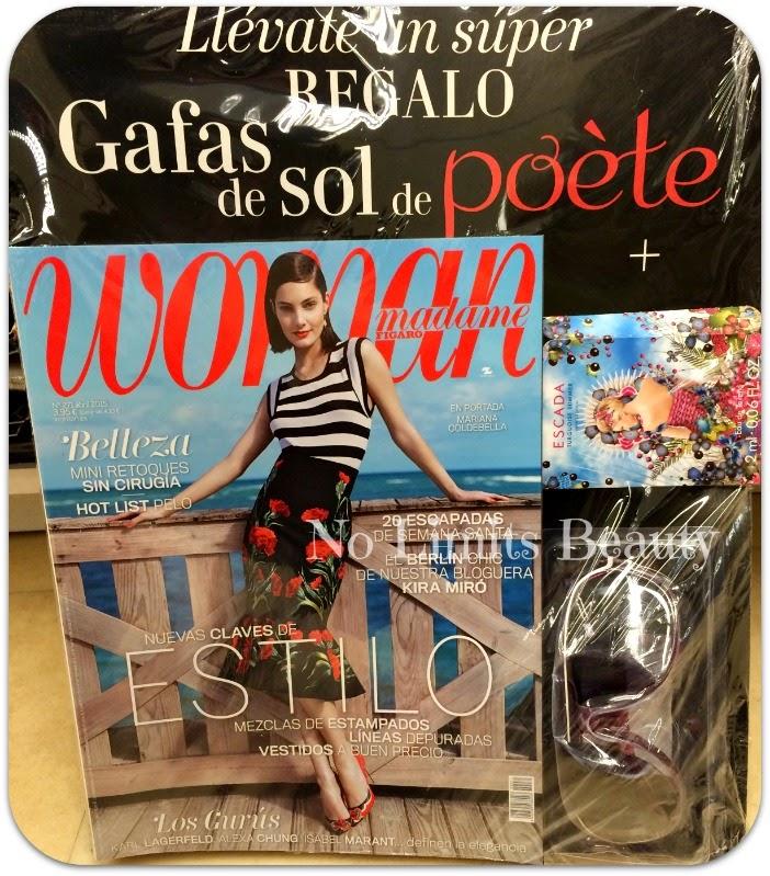 Regalos revistas Abril 2015: Woman