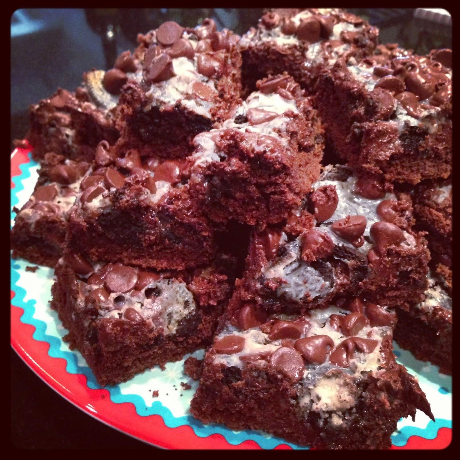 Recipe Wednesday - Gooey Cookies and Cream Double ...