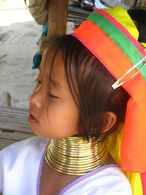 Bộ Tộc Cổ Dài Vùng Tây Bắc Thái Lan Thailanco+dai1