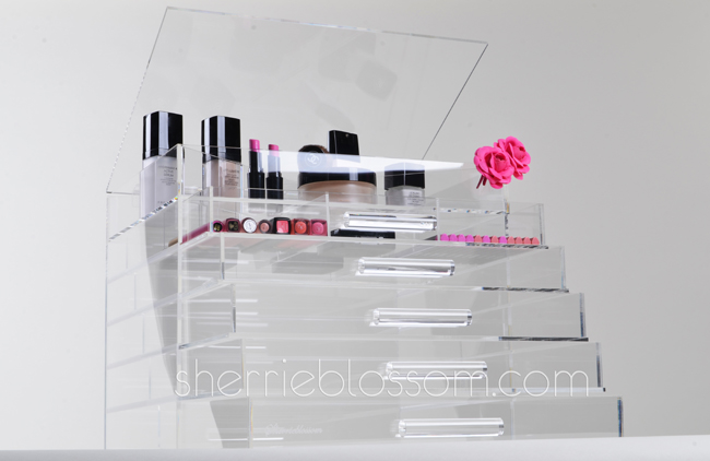 My other acrylic organizers are from the container store - Store japonais ikea ...