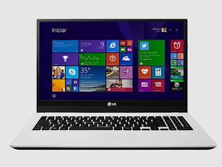 """Notebook 15U530 da LG tem tela de 15,6"""" e pesa só 2 kg"""