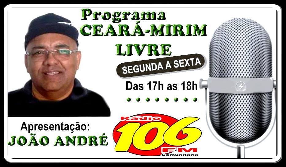 CEARÁ-MIRIM LIVRE NO RÁDIO